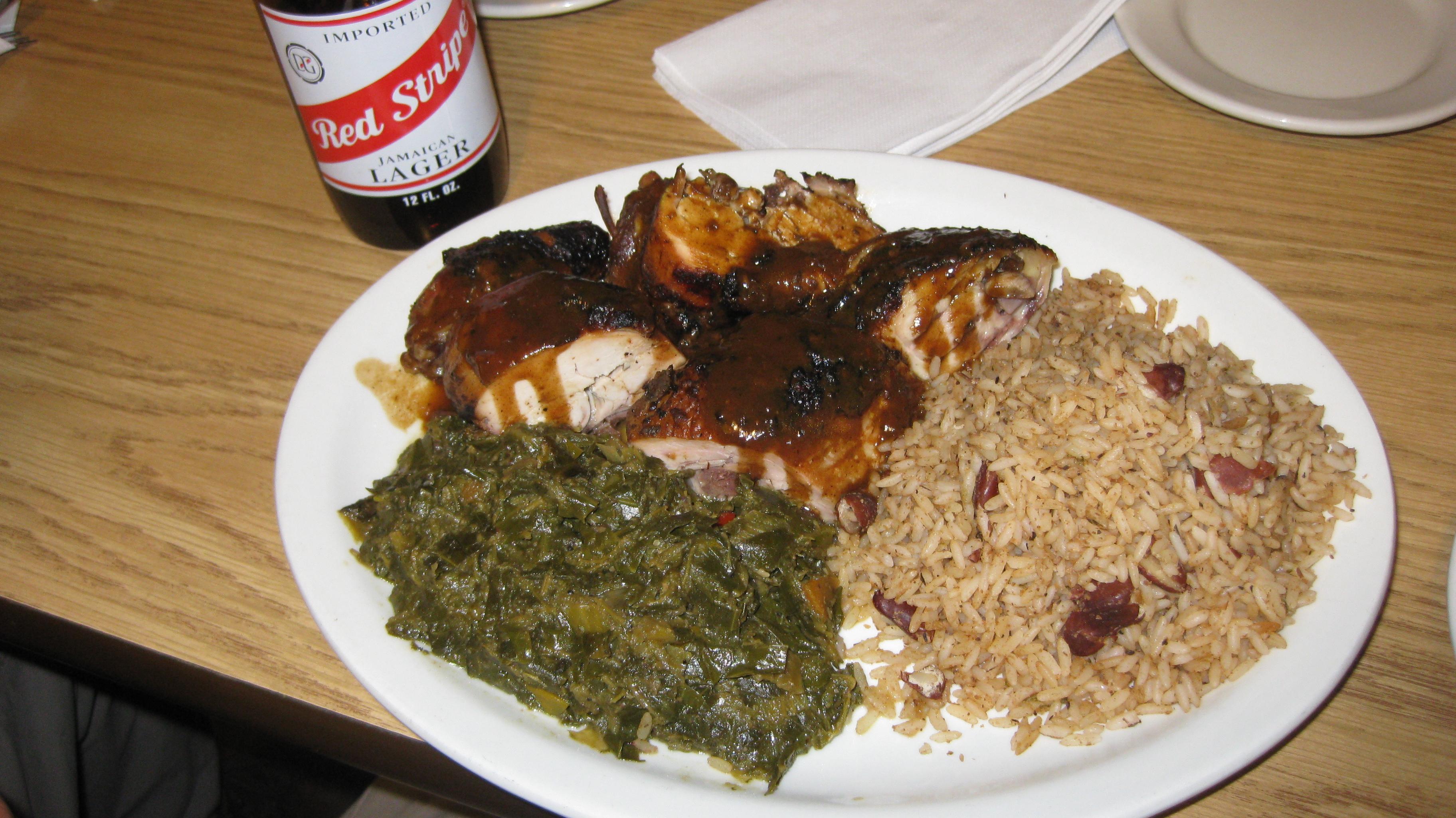 jamaican christmas dinner - photo #21